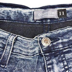 Goodtime Jeans - GoodTime Women's Jeggings Stretch Jeans Sz 11